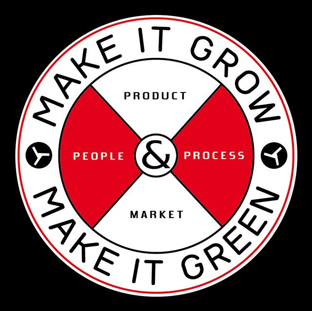 Make it grow - Make it green