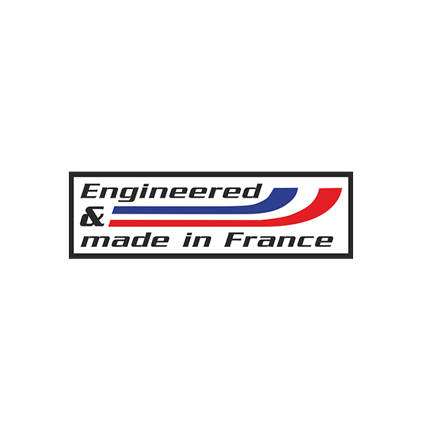 Engineered & made in France